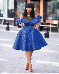2018 African Lace Styles : Beautiful Collection You will love for Owambe African Lace Styles, African Dresses For Women, African Print Dresses, African Attire, African Wear, African Fashion Dresses, Ankara Styles, Ghanaian Fashion, African Prints
