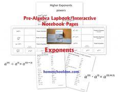 Fractions Decimals Percents Worksheets Math Notebooks, Interactive Notebooks, Math Fractions, Math Math, Math Games, Maths, Multiplication, 8th Grade Math Worksheets, Math Graphic Organizers
