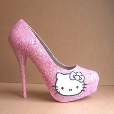 Check out LoveItSoMuch.com to discover unique products like Cute Pink Hello Kitty High Heels.