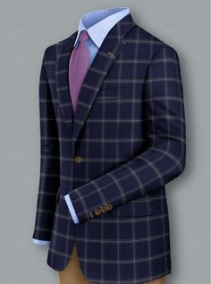 Custom Sport Coat & Shirt from Silver Lining Tailor, NYC. Design ...
