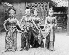 Native Dancers 1889 Vintage 8x10 Reprint Of Old Photo