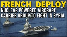 BREAKING: FRENCH DEPLOY NUCLEAR POWERED AIRCRAFT CARRIER GROUP TO FIGHT ...