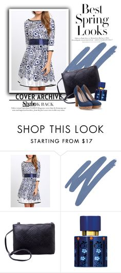 """""""Shein contest"""" by emrah-745 ❤ liked on Polyvore featuring NARS Cosmetics, Isabey and H&M"""