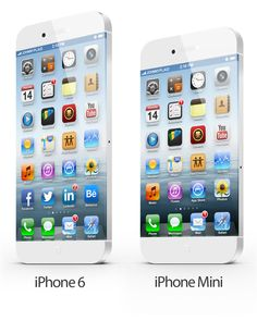 iPhone 6 Edge to Edge Concept- are they trying to make it easier to break the screen?