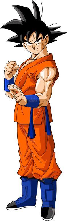 Goku Fukkatsu No F by SaoDVD