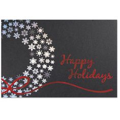 Send your seasons greetings in style with a personalized business send your seasons greetings in style with a personalized business holiday card personalized greeting cards from on the ball promotions are the p m4hsunfo