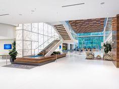 La-Z-Boy Headquarters | Installations | 3form