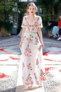 Luisa Beccaria, Весна-лето 2018, Ready-To-Wear, НЕДЕЛЯ МОДЫ: Милан