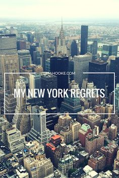 It's time.: New York regrets Usa Travel, Solo Travel, Traveling Tips, Greatest Adventure, Florida Beaches, Travel Advice, Regrets, Beautiful Beaches, Traveling By Yourself