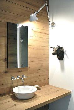 Inspiraciones de iluminación en baños...