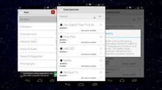 Todas las aplicaciones de Chromecast en una sola app