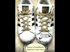 Come pulire le scarpe biancheAdidas Superstar </p>         </div>          <!--eof Product description -->      <!--bof Reviews button and count-->      <div class=