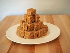 This easy to make fudge full of cookie butter is sure to impress everyone!