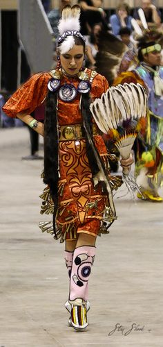Jingle dress, wichita ks. By stan shook