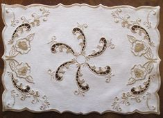 CLASSIC ROSES WITH CUTWORK - Enigma Embroidery | OregonPatchWorks