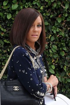 Love the brown on her! :)
