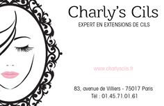 Parce qu'on veut toujours être plus proche de vous, Charly's Cils ouvre son deuxième salon dans le 17ème , au 83 avenue de Villiers ( métro Wagram ligne 3 ) pour votre plus grand plaisir ! ;)