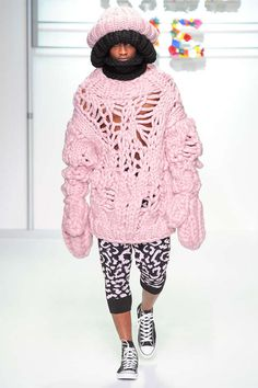The Sibling Fall/Winter 2013 Collection Keeps Winter Warm #fashion trendhunter.com