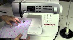 Bernina 330  22 Hand Look Quilt Stitch