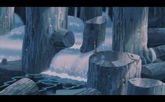 """Nausicaa del Valle del Viento"" (Kazo no Tani no Naushikaa), de Hayao Miyazaki. Hayao Miyazaki, Nausicaa, Science Fiction, Isao Takahata, Ghibli Movies, Vladimir Kush, Animation Reference, Manga, Aesthetic Anime"