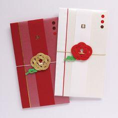 「金封(ご祝儀袋)/結婚祝・スタイリッシュ」 日本の伝統文化もキチンと伝承しているところが素敵ですね。