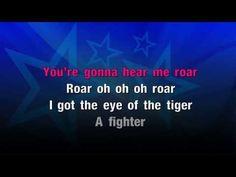 Good Karaoke version - Katy Perry - Roar (Karaoke Version) HD - YouTube