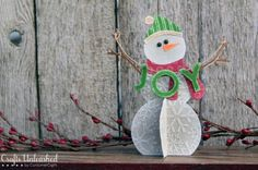 How to make a DIY paper snowman diy christmas diy crafts snowman winter crafts christmas crafts christmas ideas christmas diy crafts paper snowman Snowflake Decorations, Snowman Decorations, Snowman Crafts, Craft Stick Crafts, Christmas Decorations, Craft Ideas, Decorating Ideas, Diy Crafts, Stick Christmas Tree
