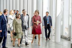 Réunion Des Chefs D'Etats Néerlandophones À Luxembourg Le 26 Septembre 2017