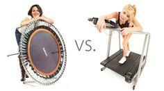 Eine neue Studie, die im International Journal of Sports Science veröffentlicht wurde, kam zu dem Schluss, dass Trampolinspringen doppelt so wirksam ist, bei der Verbesserung der aeroben Fitness und um 50 Prozent effizienter bei der Fettverbrennung, als das Laufen.