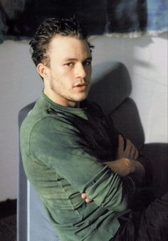 "Heath Ledger ""I don't want a career handed to me on a platter; it's too easy. It wouldn't be mine because I haven't earned it."""