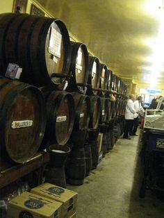 Málaga y sus vinos. Antigua Casa Guardia