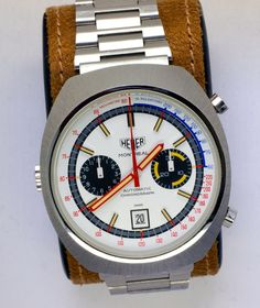 Cool Stuff We Like Here @ CoolPile.com ------- << Original Comment >> ------- White Heuer Montreal