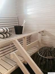 Aiheeseen liittyvä kuva Steam Sauna, Sauna Room, Saunas, Sauna Design, Design Design, Interior Design, Scandinavian Cabin, Portable Sauna, Bath