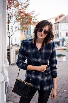 Polienne   a personal style diary: VALENTINE GAUTHIER POUR VILA