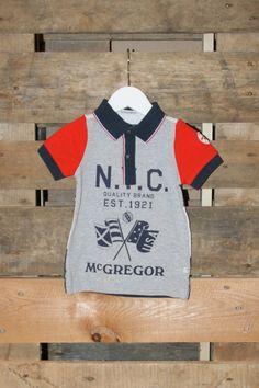 McGregor Stapleton CB polo