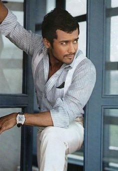 "Surya's next is confirmed. The actor is shooting his film with Venkat Prabhu titled as ""Masss""."