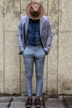 Baú da Moda Masculina: Suspensórios masculinos