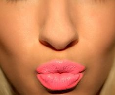 DIY Gloss-Mix different types of shades  eye shadows(in the same family color) put in a lil plastic container, mix well-apply on lips and add a bit of lip gloss and u have your own color!