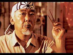 Mr Miyagi in The Karate Kid #sage #archetype #brandpersonality