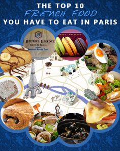 My Top 4 Best Pain au Chocolat in Paris The Salad You Deserve: Salade Nicoise Why Crepes Beat Peanut Butter on Pancakes Best Restaurants Serving Mussels in Paris 5 Best Macarons in...