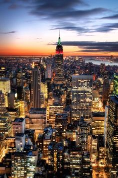 """Empire State, Manhattanby """"Chris Ford"""""""