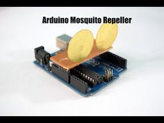 Arduino Mosquito Repeller : 5 Steps (with Pictures)