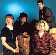 Throwing Muses. In '88,