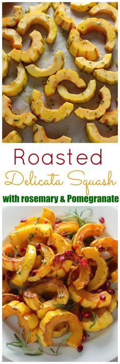 Sweet and Spicy Roasted Delicata Squash - Baker by Nature Yummy Vegetable Recipes, Sweet Potato Recipes, Easy Healthy Recipes, Vegetarian Recipes, Cooking Recipes, Most Delicious Recipe, Dairy Free Recipes, Gluten Free, Vegan Foods