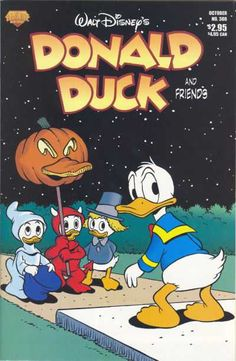 Donald Duck #308 - The Mysterious Monster Club (Issue)