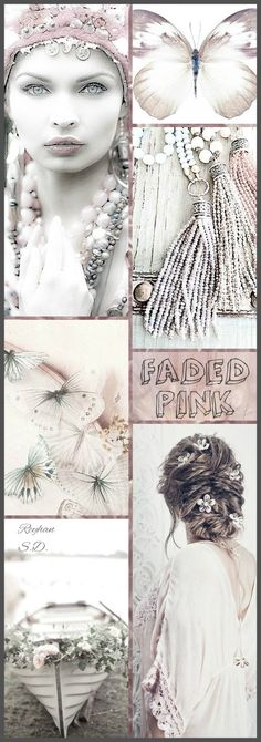 '' Faded Pink '' by Reyhan S.D.