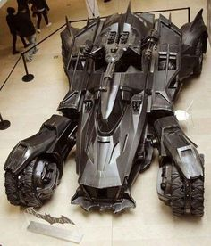 New Batmobile 2015
