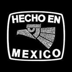 Women's Missy T-shirt - Hecho En Mexico
