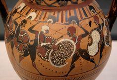 griekse vazen archaische periode