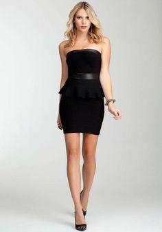 Hermosos vestidos cortos péplum para fiesta de noche   http://vestidoparafiesta.com/hermosos-vestidos-cortos-peplum-para-fiesta-de-noche/